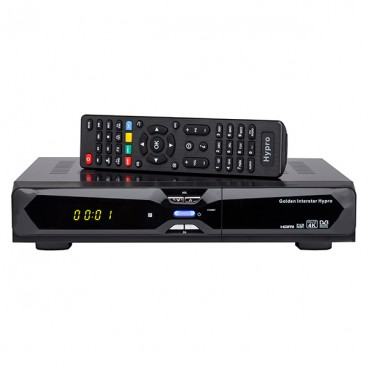 Hypro 4K UHD Combo Receiver H.265