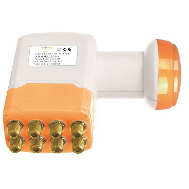 Golden Media Octo LNB 208+